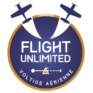 "Logo ""patch"" Flight-Unlimited"